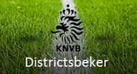 Poule KNVB Districts beker selectie bekend.